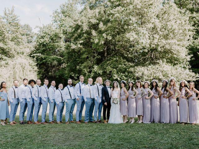 Le mariage de Josh et Débora à Vimory, Loiret 79