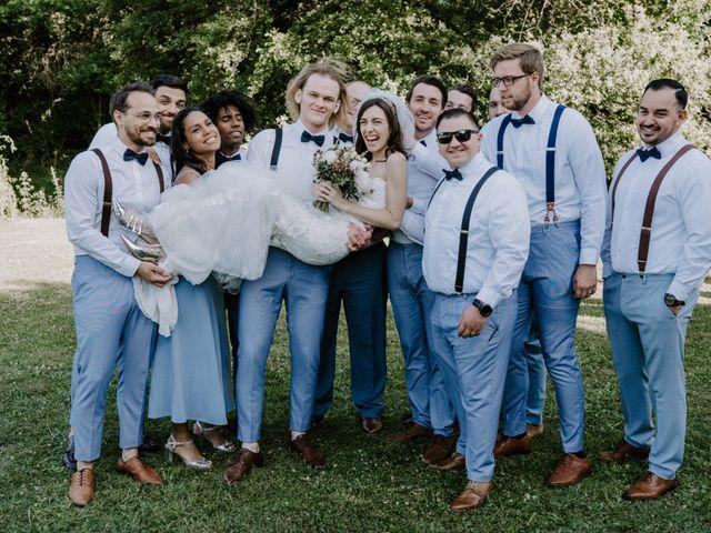 Le mariage de Josh et Débora à Vimory, Loiret 86