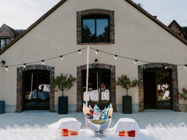 Le mariage de Josh et Débora à Vimory, Loiret 91