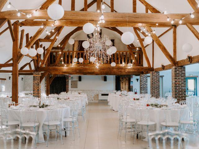 Le mariage de Josh et Débora à Vimory, Loiret 100