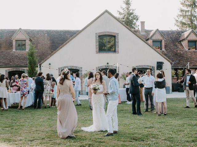 Le mariage de Josh et Débora à Vimory, Loiret 105