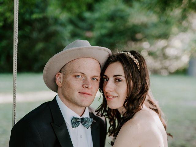 Le mariage de Josh et Débora à Vimory, Loiret 110