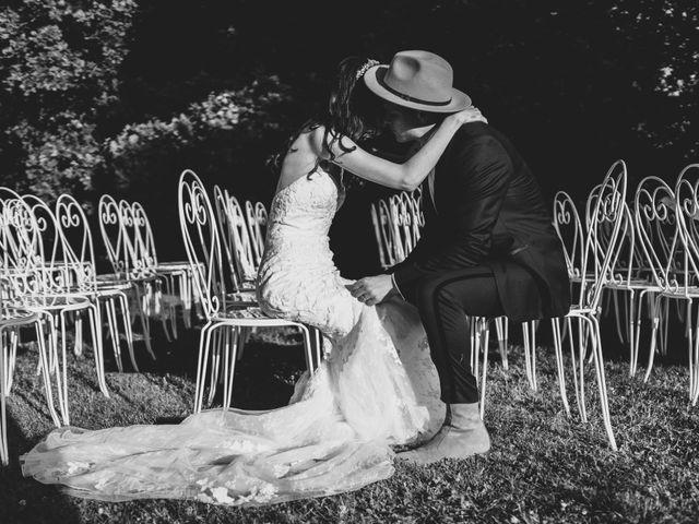 Le mariage de Josh et Débora à Vimory, Loiret 111
