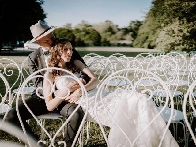 Le mariage de Josh et Débora à Vimory, Loiret 112