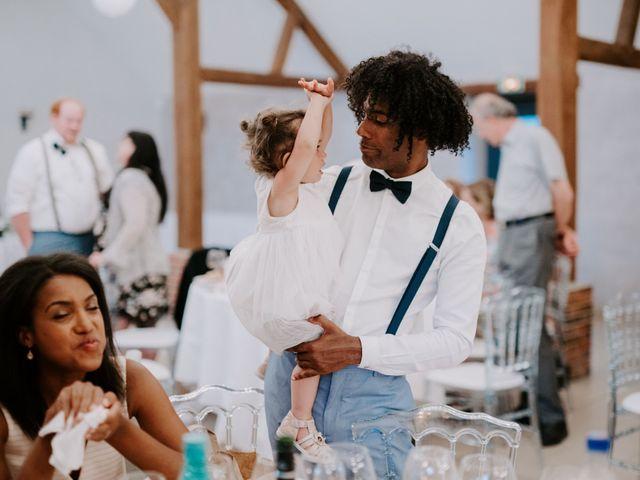 Le mariage de Josh et Débora à Vimory, Loiret 117
