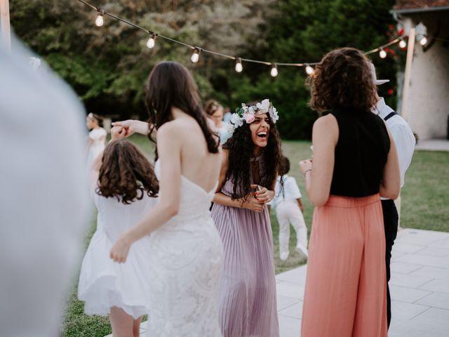 Le mariage de Josh et Débora à Vimory, Loiret 2