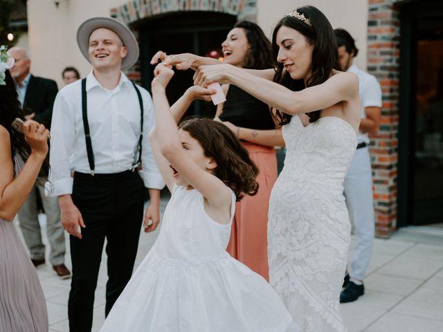 Le mariage de Josh et Débora à Vimory, Loiret 120