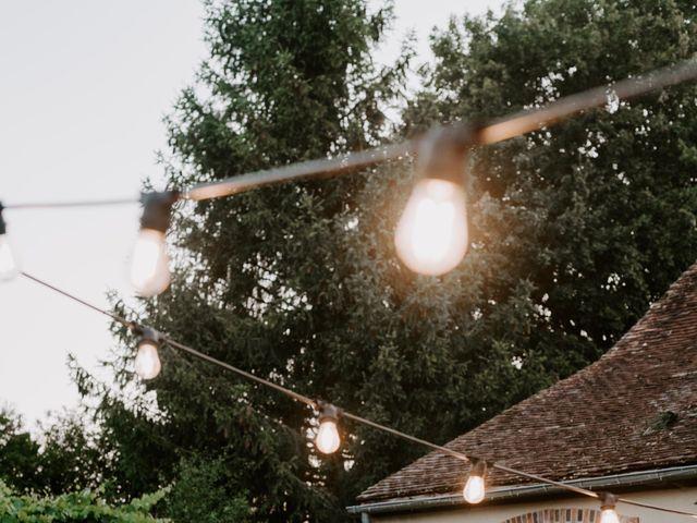 Le mariage de Josh et Débora à Vimory, Loiret 121