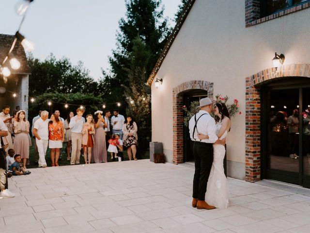 Le mariage de Josh et Débora à Vimory, Loiret 128
