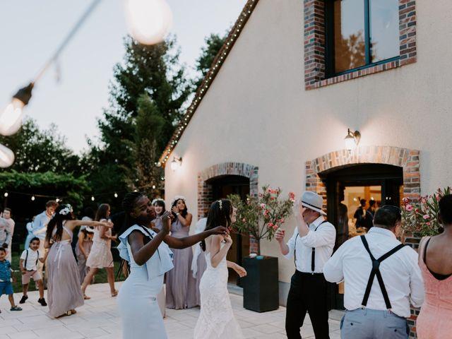 Le mariage de Josh et Débora à Vimory, Loiret 130