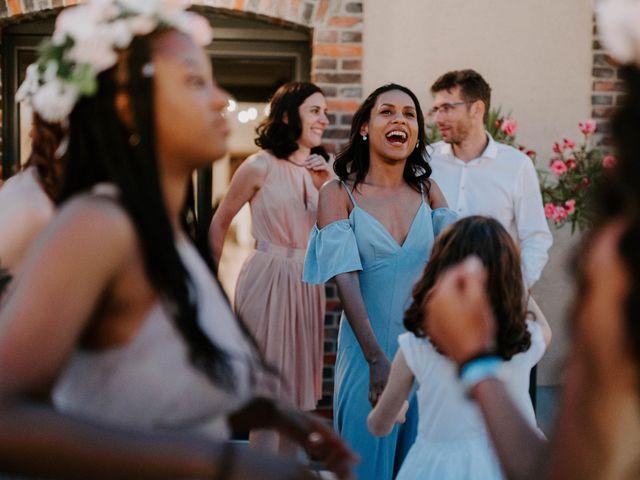 Le mariage de Josh et Débora à Vimory, Loiret 136