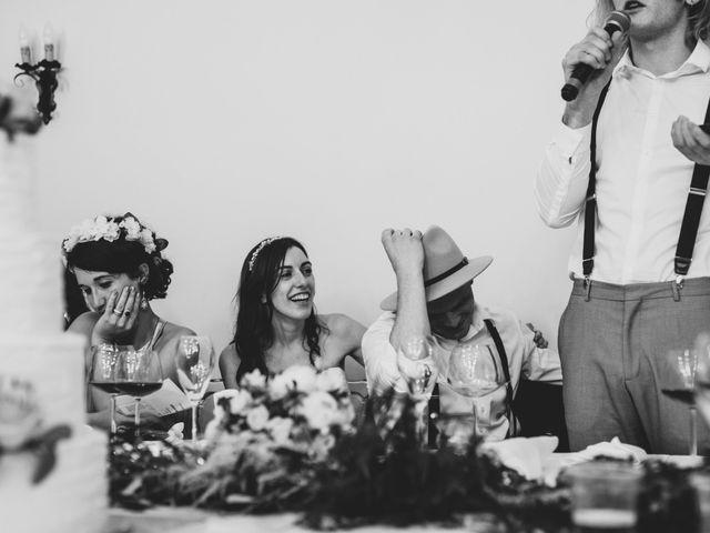 Le mariage de Josh et Débora à Vimory, Loiret 143