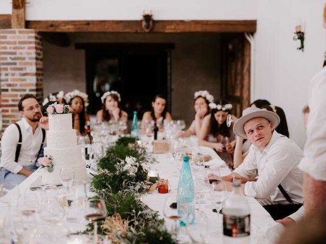 Le mariage de Josh et Débora à Vimory, Loiret 147