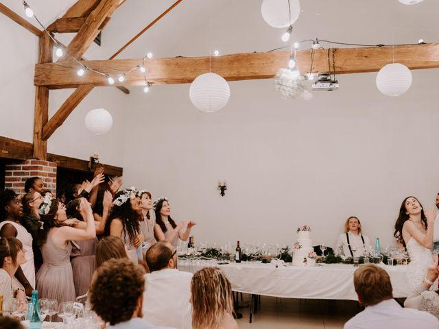 Le mariage de Josh et Débora à Vimory, Loiret 149
