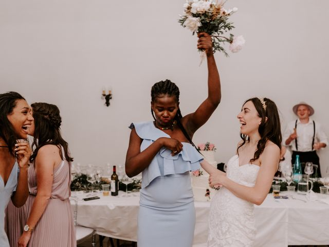 Le mariage de Josh et Débora à Vimory, Loiret 151