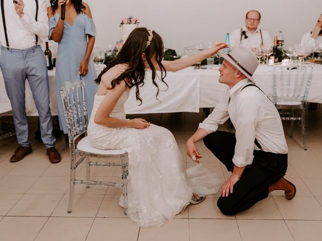 Le mariage de Josh et Débora à Vimory, Loiret 152
