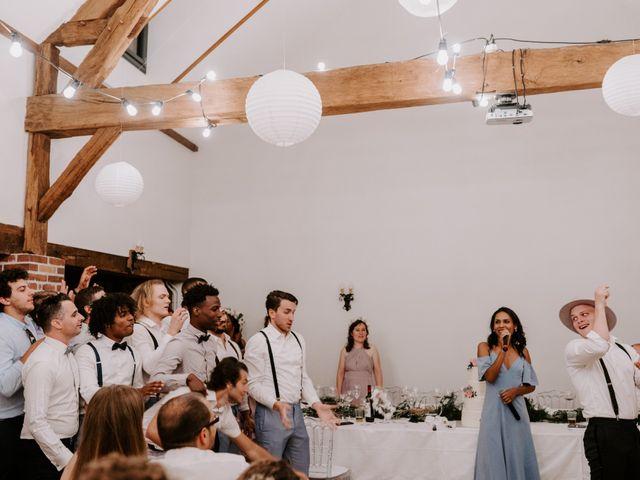 Le mariage de Josh et Débora à Vimory, Loiret 153