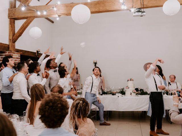 Le mariage de Josh et Débora à Vimory, Loiret 154