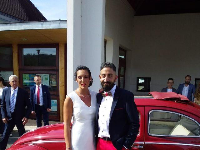 Le mariage de  Raffaele et Floriane   à Frahier-et-Châtebier, Haute-Saône 2