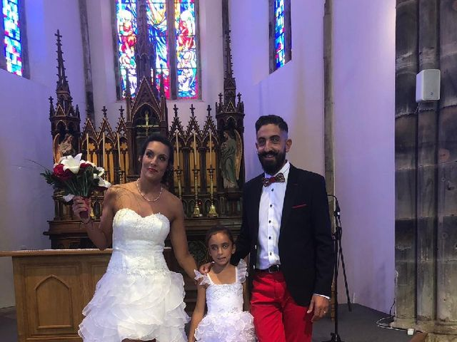 Le mariage de  Raffaele et Floriane   à Frahier-et-Châtebier, Haute-Saône 3