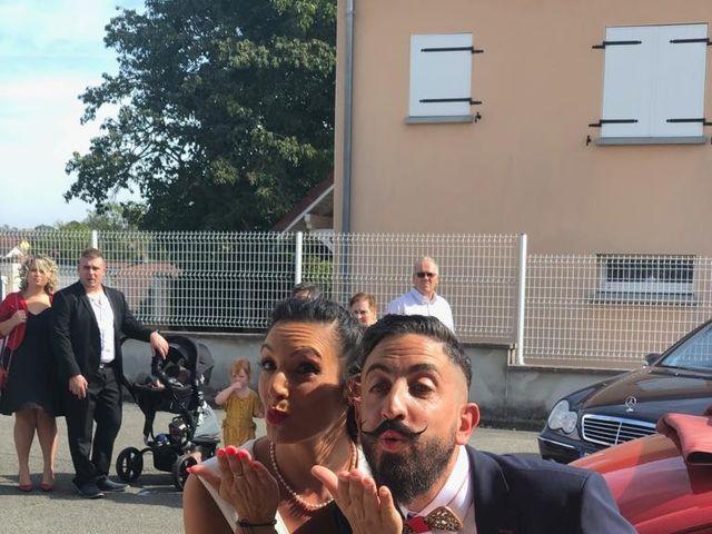 Le mariage de  Raffaele et Floriane   à Frahier-et-Châtebier, Haute-Saône 4