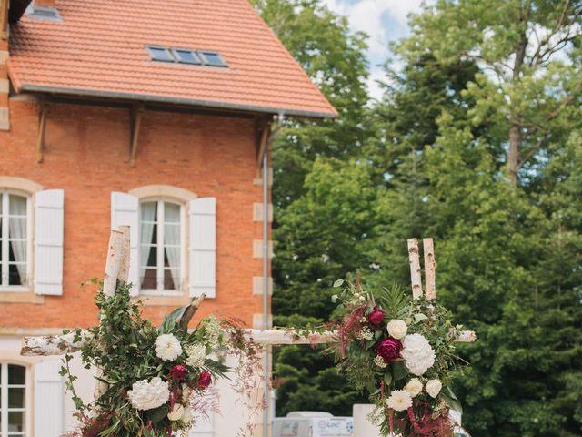 Le mariage de John et Laurène à Hériménil, Meurthe-et-Moselle 13