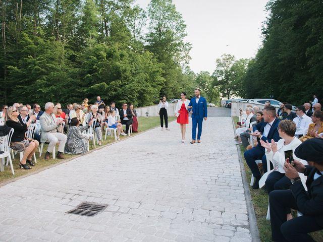Le mariage de John et Laurène à Hériménil, Meurthe-et-Moselle 16