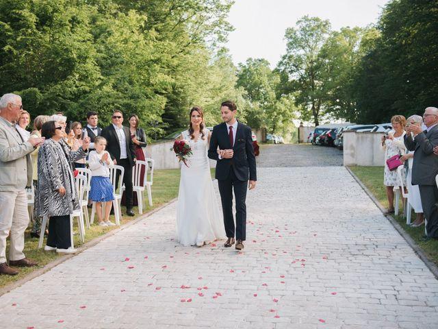 Le mariage de John et Laurène à Hériménil, Meurthe-et-Moselle 18