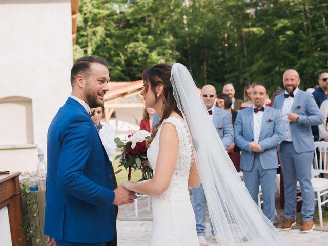 Le mariage de John et Laurène à Hériménil, Meurthe-et-Moselle 21