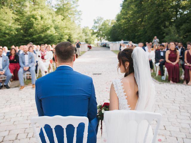 Le mariage de John et Laurène à Hériménil, Meurthe-et-Moselle 24