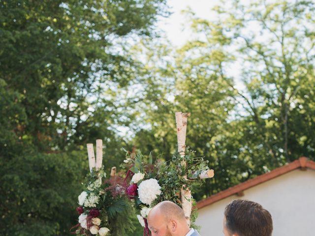 Le mariage de John et Laurène à Hériménil, Meurthe-et-Moselle 25