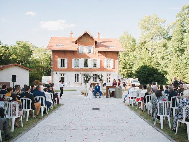 Le mariage de John et Laurène à Hériménil, Meurthe-et-Moselle 27