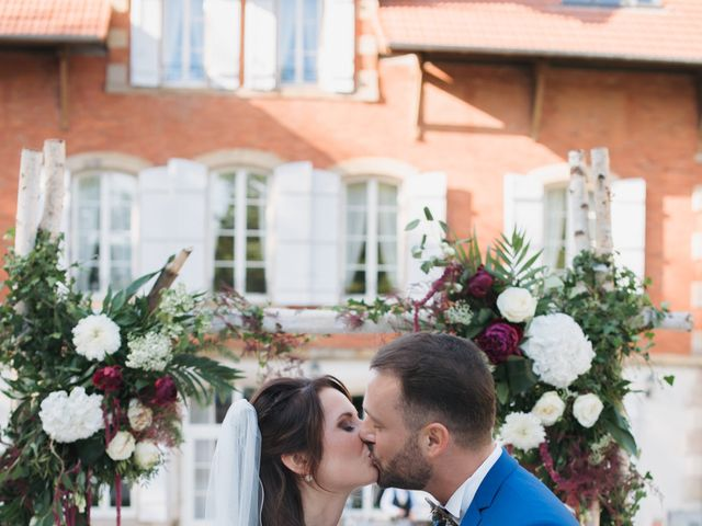 Le mariage de John et Laurène à Hériménil, Meurthe-et-Moselle 31