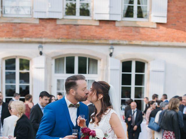 Le mariage de John et Laurène à Hériménil, Meurthe-et-Moselle 35