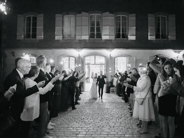 Le mariage de John et Laurène à Hériménil, Meurthe-et-Moselle 55