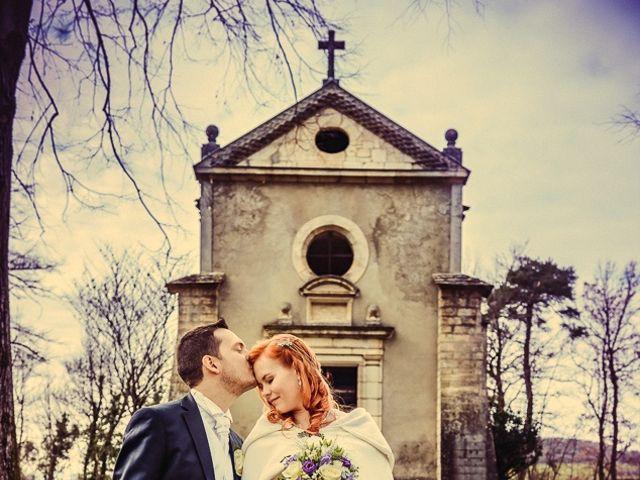 Le mariage de Jean-Sébastien et Hélène à Saint-Marcel-Bel-Accueil, Isère 22