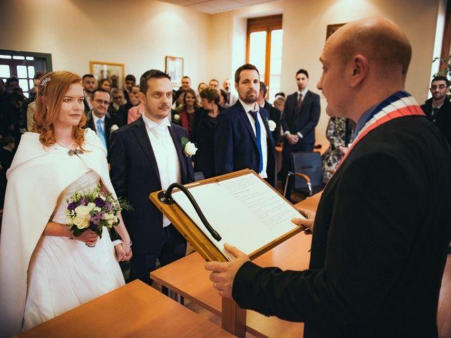 Le mariage de Jean-Sébastien et Hélène à Saint-Marcel-Bel-Accueil, Isère 32