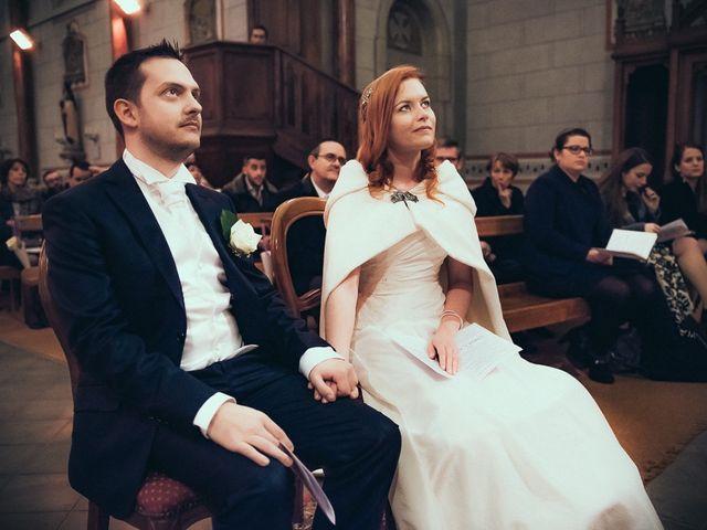 Le mariage de Jean-Sébastien et Hélène à Saint-Marcel-Bel-Accueil, Isère 35