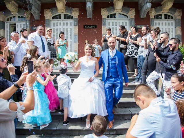 Le mariage de Laétitia et Julien