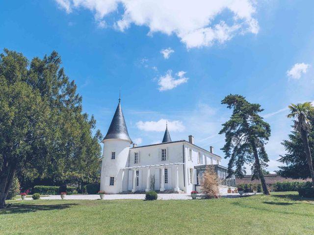 Le mariage de Jean-Charles et Justine à Lignan-de-Bordeaux, Gironde 3