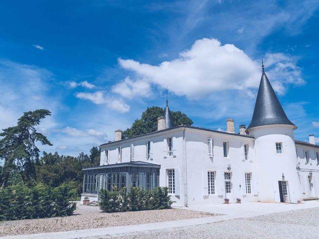 Le mariage de Jean-Charles et Justine à Lignan-de-Bordeaux, Gironde 4