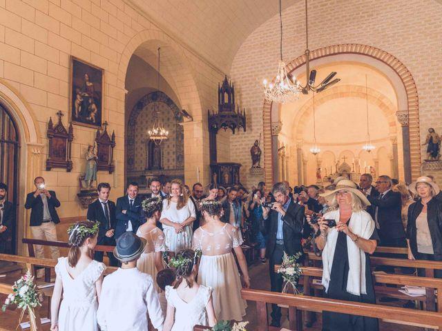Le mariage de Jean-Charles et Justine à Lignan-de-Bordeaux, Gironde 14