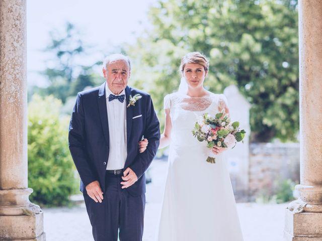 Le mariage de Jean-Charles et Justine à Lignan-de-Bordeaux, Gironde 15
