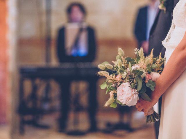 Le mariage de Jean-Charles et Justine à Lignan-de-Bordeaux, Gironde 16