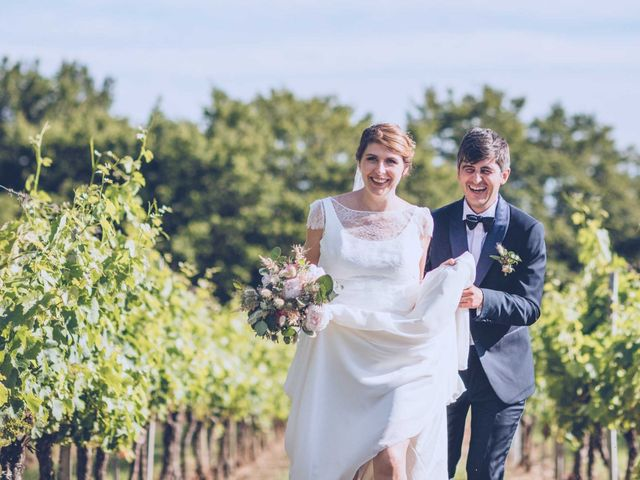 Le mariage de Jean-Charles et Justine à Lignan-de-Bordeaux, Gironde 25