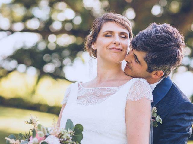 Le mariage de Jean-Charles et Justine à Lignan-de-Bordeaux, Gironde 26