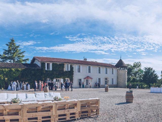Le mariage de Jean-Charles et Justine à Lignan-de-Bordeaux, Gironde 29