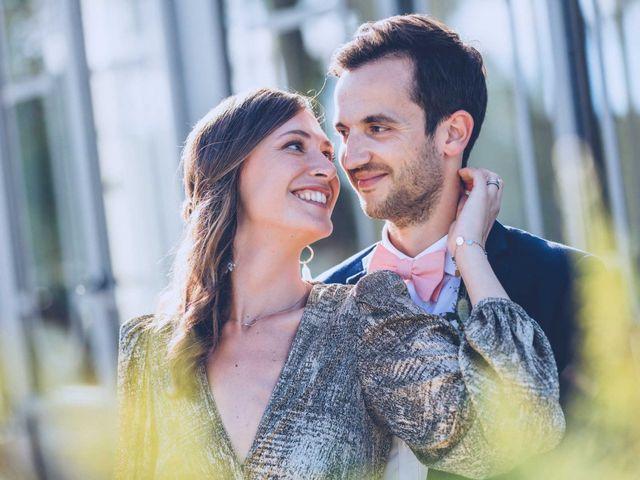 Le mariage de Jean-Charles et Justine à Lignan-de-Bordeaux, Gironde 30