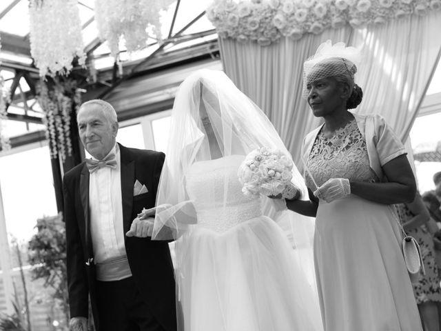 Le mariage de Frédéric et Gladys à Fleury-Mérogis, Essonne 16