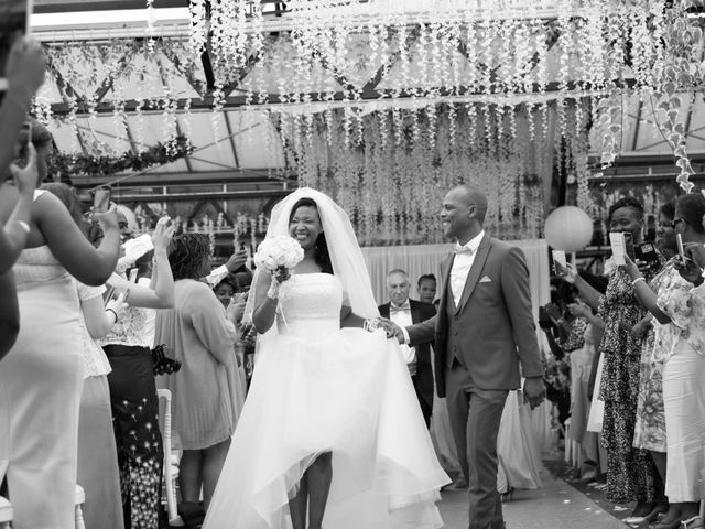Le mariage de Frédéric et Gladys à Fleury-Mérogis, Essonne 30